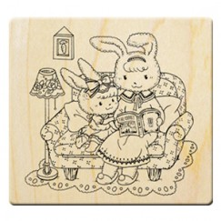 Tenderness manor Stamp/Rabbit/Carrot