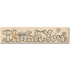 Tenderness manor Stamp/Thank you