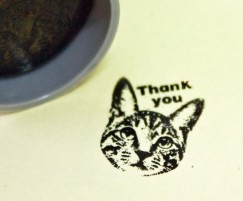 Custom Made Stamps-Your Pet