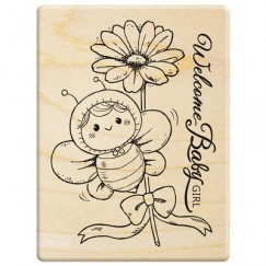 Sweet baby stamp/Bee