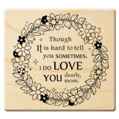 Tenderness manor Stamp/wreath