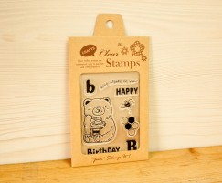 alphabet-B/bear/birthday