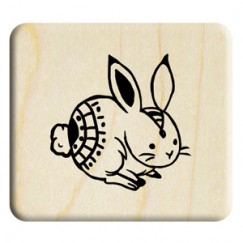 Chinese Zodiac stamp/Rabbit