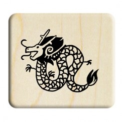 Chinese Zodiac stamp/Dragon