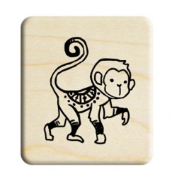 Chinese Zodiac stamp/Monkey
