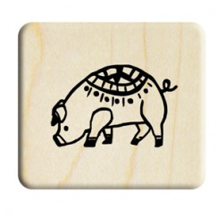 Chinese Zodiac stamp/Boar