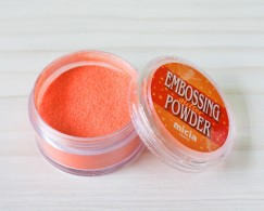 Pearl Embossing powder-Orange
