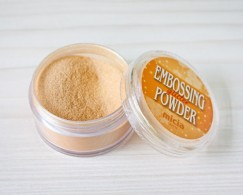 Pearl Embossing powder-Light Gold