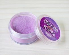 Pearl Embossing powder-Purple