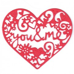 Die Cut Craft-you&me