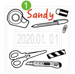Date-34 Stationery